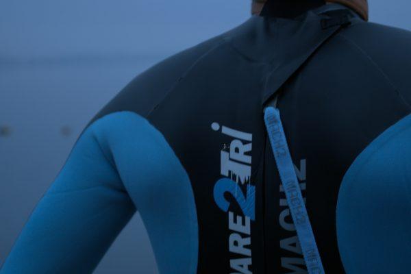 Zwemmen in natuurwater2-Klankenvanger
