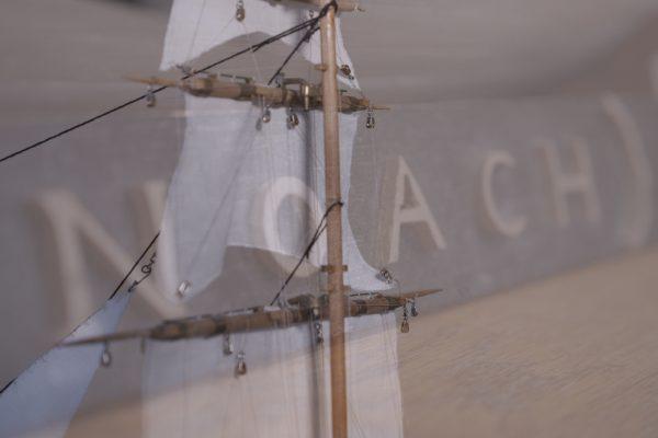 Noach-mast-Klankenvanger